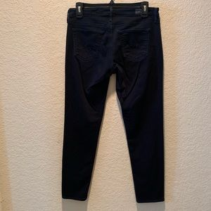 """Ag Adriano Goldschmied Jeans - Adriano Goldschmied """"The Stevie Ankle"""", size 28"""